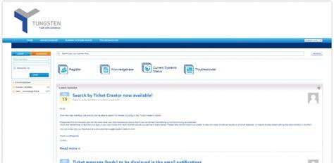 Kayako Help Desk Software by Tungsten Network Powered By Kayako Fusion Help Desk