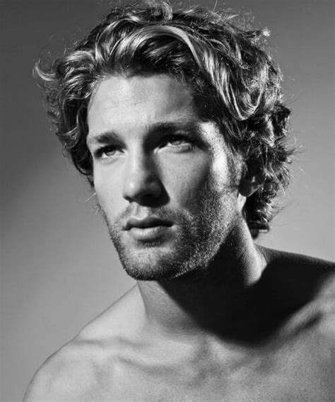 Hairstyles Mens Wavy by 45 Suave Hairstyles For With Wavy Hair Menhairstylist