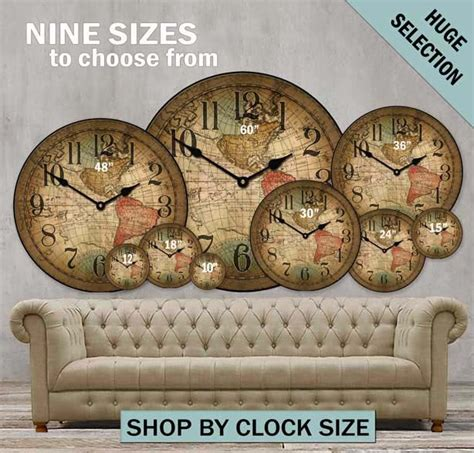 Yellow And Gray Bathroom Ideas by Customizable Large Wall Clocks Amp Big Clocks The Big