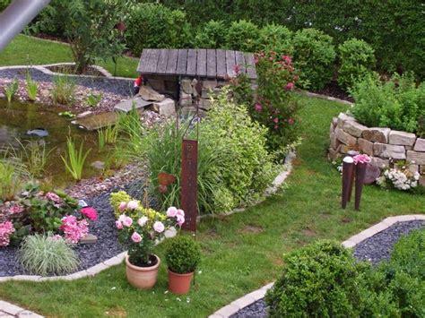 ideen für gartengestaltung pflanzen garten idee kreativ