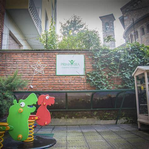 giardino d infanzia asilo con giardino giardino d infanzia primavera