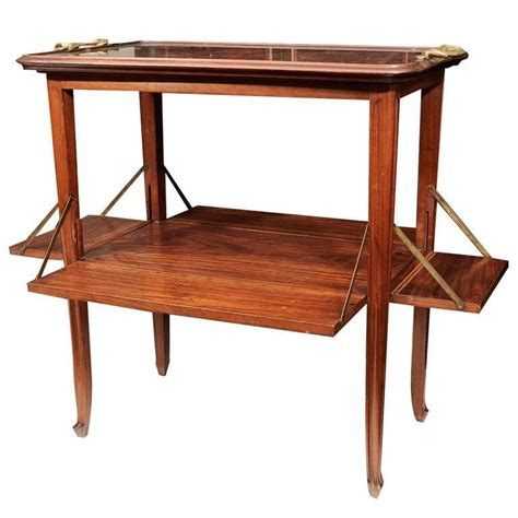 Luis Furniture by Luis Majorlle Nouveau Serving Table For Sale At