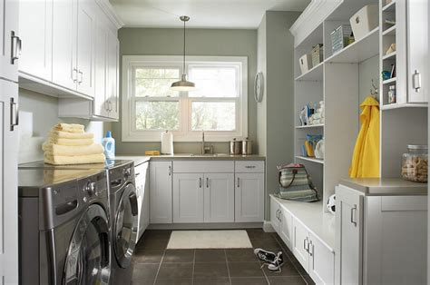 laundry mud room designs 25 space saving multipurpose laundry rooms