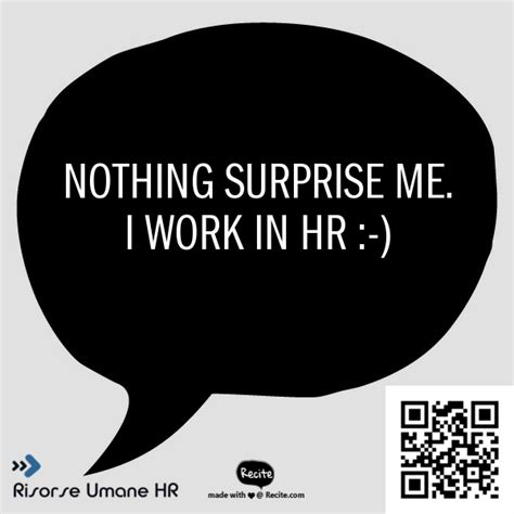 nothing surprises me because i work in hr blank lined journal 6x9 gift for coworker books risorse umane hr on quot nothing me i work
