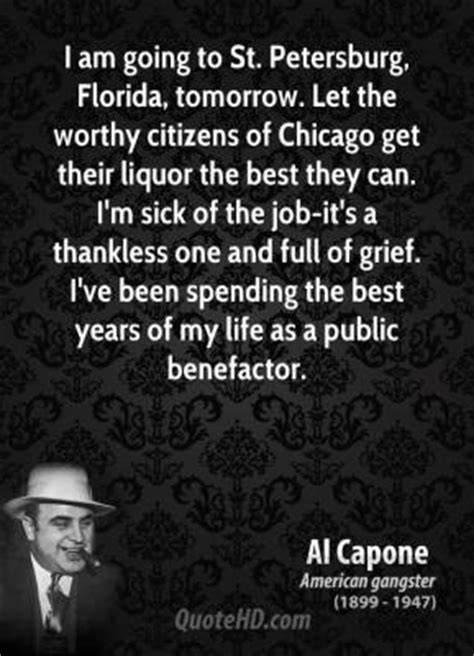 Where Do I Go To Get My Criminal Record Al Capone Quotes Quotehd
