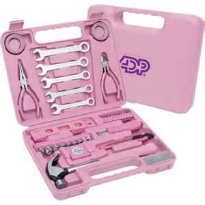 57 piece pink tool set promotional 57 piece pink tool