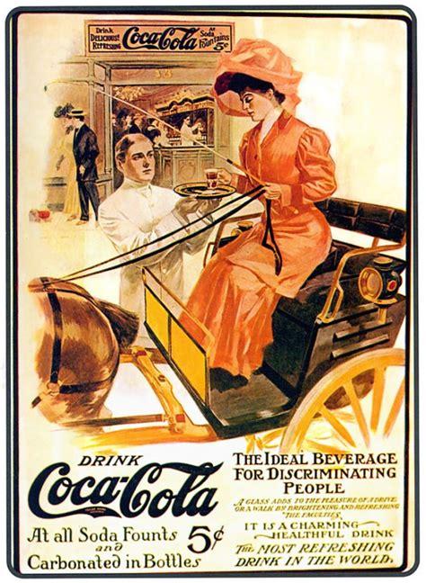 Imagenes Propagandas Antiguas | 41 propagandas antigas da coca cola para inspira 231 227 o