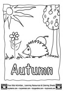 free seasonal coloring pages kids coloring