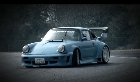 drift porsche 911 ka tun porsche 964 getting its drift on crankandpiston com