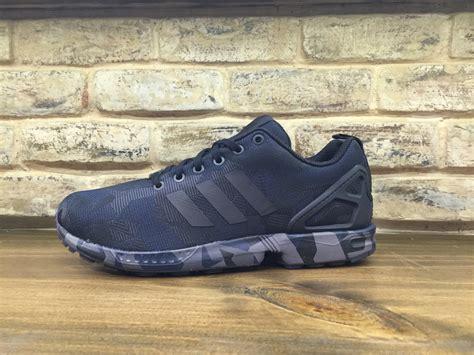 Sepatu Adidas Zx Camo Adidas Zx Flux Camo Pack Kickspotting