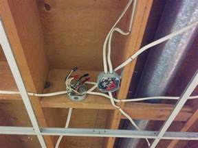 electrical what is the proper way to install a junction