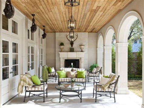 patio ceiling ideas stunning flush mount ceiling fans with light decorating ideas images in patio traditional design