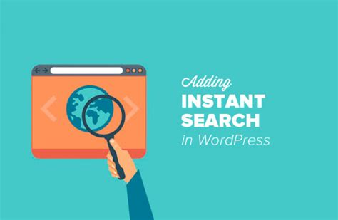 Instant Search How To Add Instant Search In With Algolia