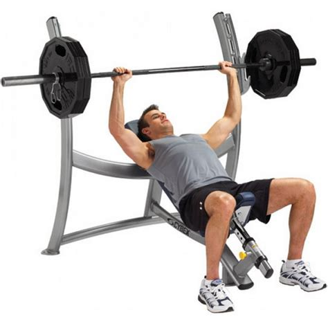 ncline bench press how weight bench incline boosts results gym source blog