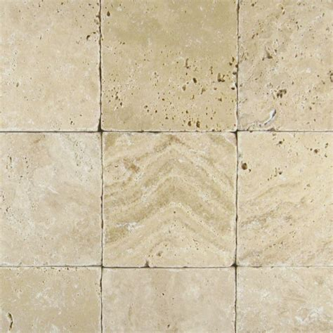 pictures of beige tile backsplash 4x4 beige tumbled qdi walnut travertine tile qdisurfaces