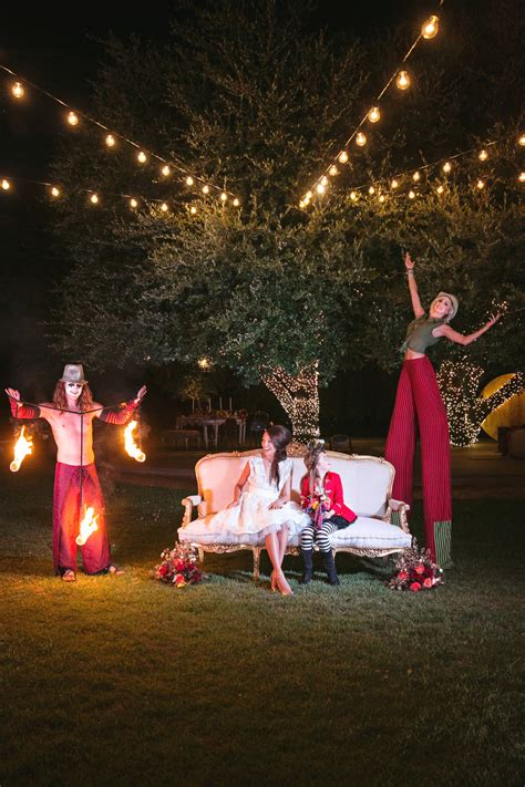 carnival themed wedding circus wedding inspiration with a fun vintage carnival