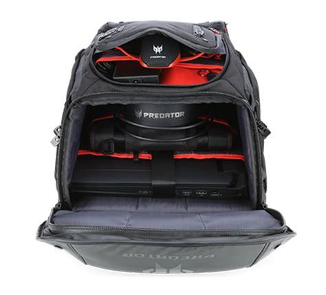 Tas Gaming Bag Backpack Ultimate Fnatic 3rd strike acer predator notebook gaming utility backpack accessory review