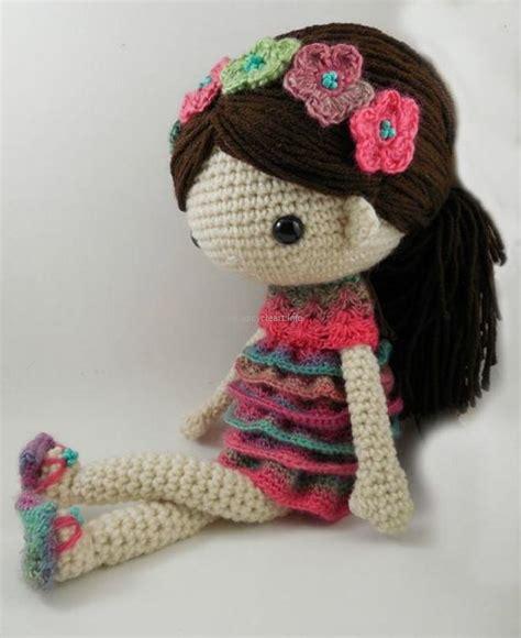 pattern crochet free doll crochet amigurumi dolls free patterns slugom for