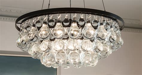 arctic pear chandelier interior design project cambridge country house