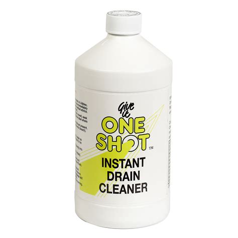 Best Shower Drain Cleaner by One Drain Cleaner Bottle Departments Diy At B Q