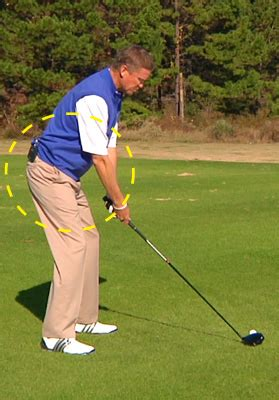 Stabilize Setup For A Dynamic Golf Swing Shawn Humphries