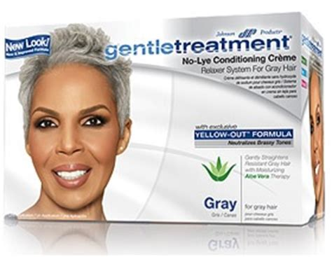 hair relaxers for gray hair gentle treatment no lye relaxer kit grayhair