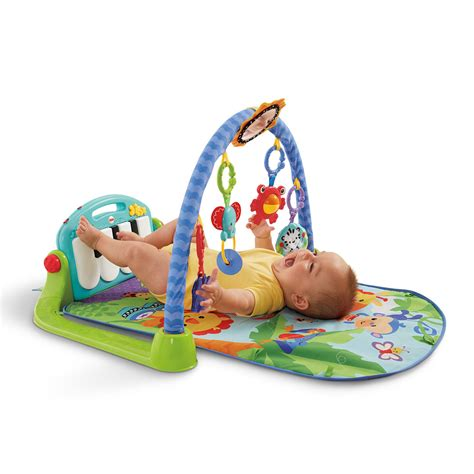 Fisher Price Kick And Play Mat by Fisher Price Kick Play Piano 163 55 00 Hamleys For