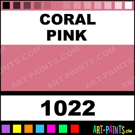 coral pink marker fabric textile paints 1022 coral pink paint coral pink color