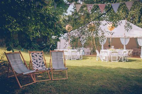 wedding reception in back garden uk 10 ways to a beautiful budget wedding rock my
