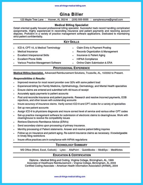 download medical coding resume gallery of medical coding resume