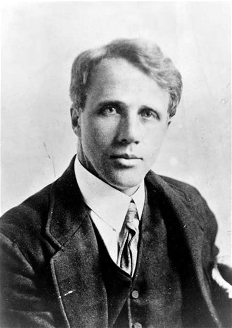 biography robert frost inside english poetry pages