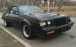 Buick Regal Grand National Gnx 1987 Buick Regal Gnx For Sale Gm Authority