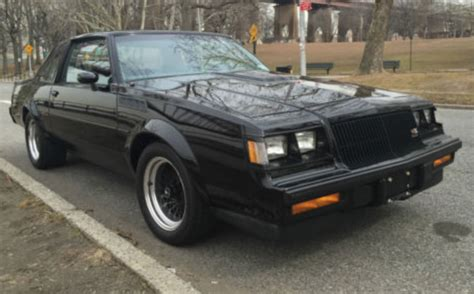 1987 buick regal gnx for sale gm authority
