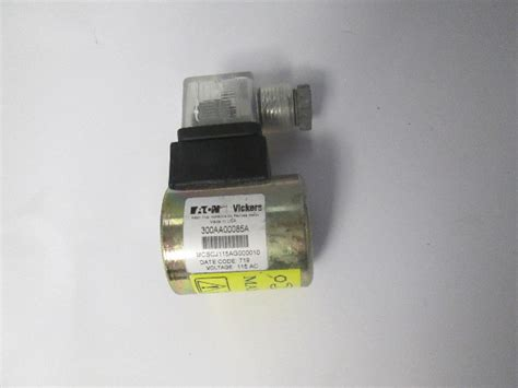 eaton vickers aaa vac electric solenoid switch