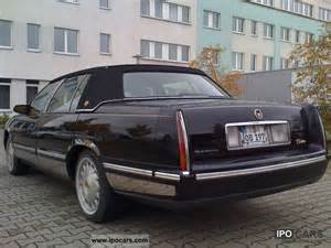 1998 Cadillac Specs 1998 Cadillac With Lpg Gas System Car Photo And