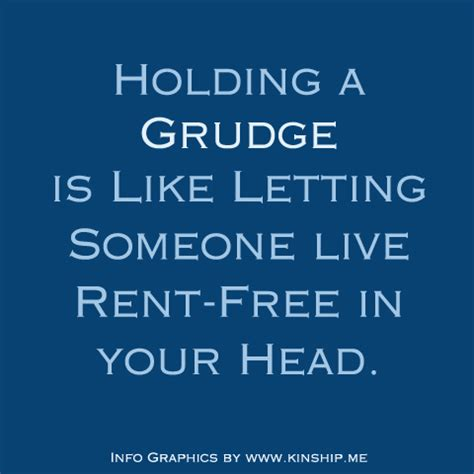 living free letting go to restore and ã courageously books holding a grudge is like letting someone live rent free in