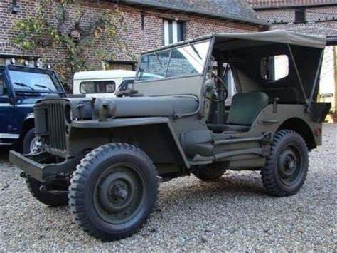 Jeep Willys 1944 1944 Jeep Willys Amazing Classic Cars