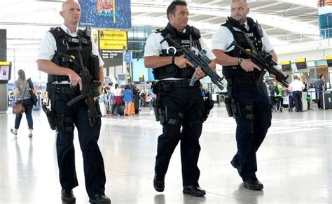 Armed Security Officer by Airport Armed Security Security Guards Companies