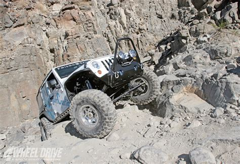 jeep rock crawler 1004 4wd 01 2007 jeep wrangler jk unlimited rock crawling
