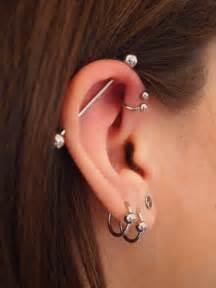 bar forward helix ear piercing piercings