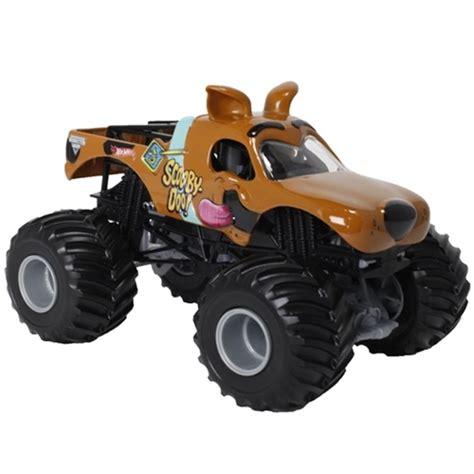 Wheels Scooby Doo Truck Uk Jam Wheels