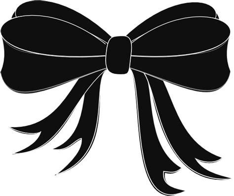 black bow clip art vector graphics 6791 black bow eps black bow ribbon clip art at clker com vector clip art