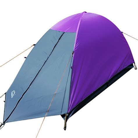 Tenda Range Ultraligh Tent professional ultralight layer one person cing tent hiking backpacking trekking