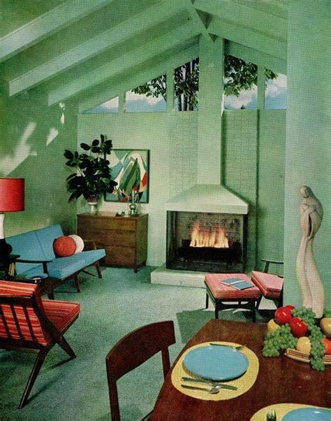 50s design 50s interior 50s interiors pinterest interiors