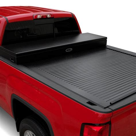 pickup bed covers truck covers usa 174 gmc sierra 2014 2017 american x box