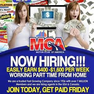 mca work from home work from home business opportunity