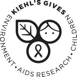 Kiehls Gives Back by Support Fashion Health And Companies Which A