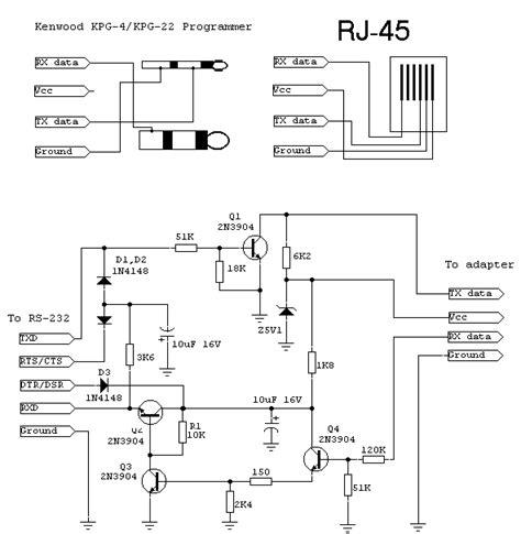 Radiohobby Nl Toon Onderwerp Pinout Datakabel Tk 3101