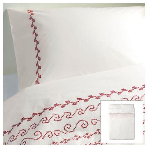 Ikea Duvet Cover Queen Birgit Duvet Cover And Pillowcase S Full Queen Double
