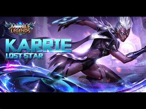 karie mobile legend mobile legends new lost karrie